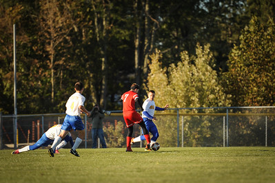 10-24-18 Bluffton HS Boys Soccer at Semi-Distrcts vs Conteninental-47