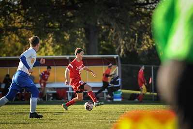 10-24-18 Bluffton HS Boys Soccer at Semi-Distrcts vs Conteninental-102