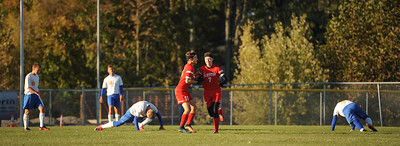10-24-18 Bluffton HS Boys Soccer at Semi-Distrcts vs Conteninental-48