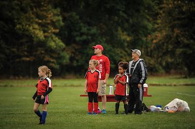 9-08-18 Eva Nygaard's u-8 soccer game vs LB-20