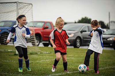9-08-18 Eva Nygaard's u-8 soccer game vs LB-41
