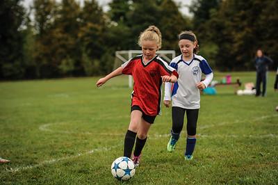 9-08-18 Eva Nygaard's u-8 soccer game vs LB-47