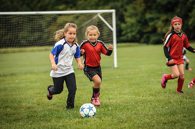 9-08-18 Eva Nygaard's u-8 soccer game vs LB-15