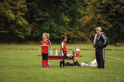 9-08-18 Eva Nygaard's u-8 soccer game vs LB-5
