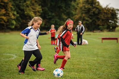9-08-18 Eva Nygaard's u-8 soccer game vs LB-11