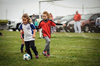 9-08-18 Eva Nygaard's u-8 soccer game vs LB-25