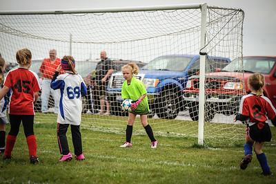 9-08-18 Eva Nygaard's u-8 soccer game vs LB-27