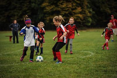 9-08-18 Eva Nygaard's u-8 soccer game vs LB-31