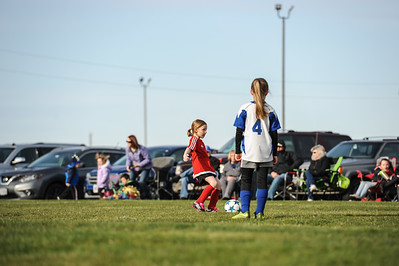4-21-18 Eva's U8 soccer game -31