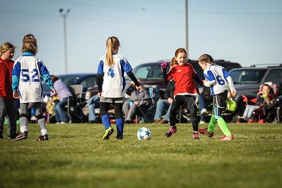 4-21-18 Eva's U8 soccer game -23