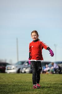 4-21-18 Eva's U8 soccer game -40