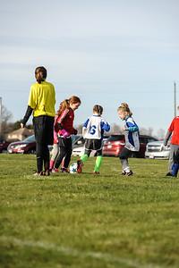 4-21-18 Eva's U8 soccer game -16