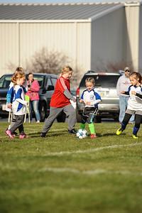 4-21-18 Eva's U8 soccer game -20
