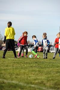 4-21-18 Eva's U8 soccer game -17