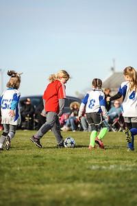 4-21-18 Eva's U8 soccer game -18