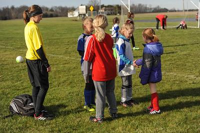 4-21-18 Eva's U8 soccer game -1