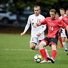 20180915 Mens Soccer Seattle Pacific University Falcons versus University of Hawaii Hilo Vulcans Snapshots
