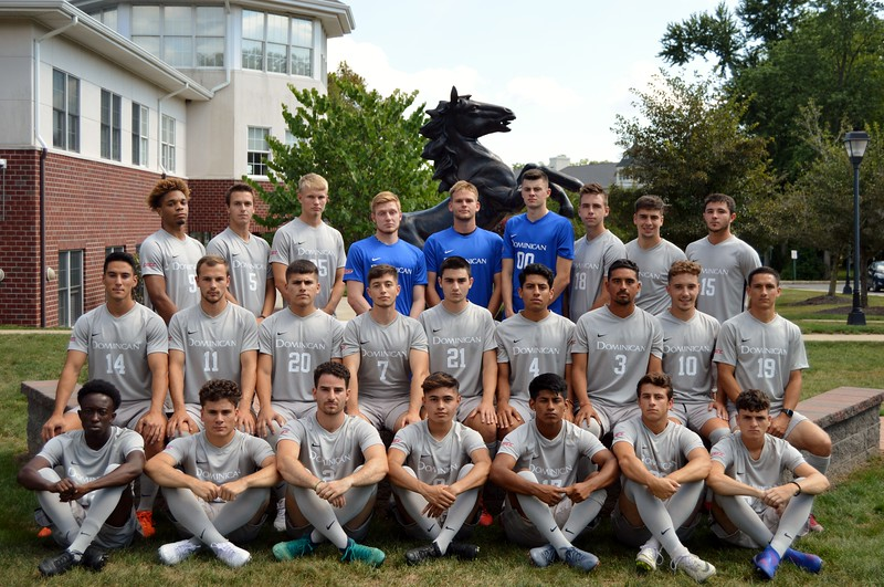 2019-20 Men's Soccer Team