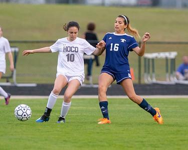 HOCO vs Tift Co Soccer - Shine Rankin Jr./SGSN
