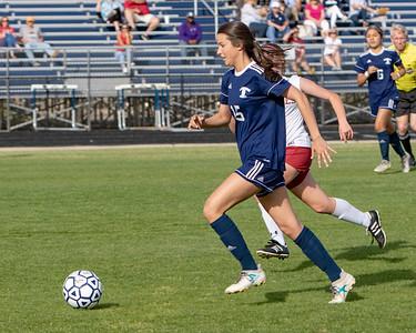 Lowndes vs Tift County Soccer Senior Nght 2019 Jessica Speer./SGSN