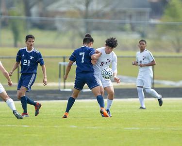 pebble Brooke vs Tift County Soccer Boys OnlyShine Rankin Jr./SGSN