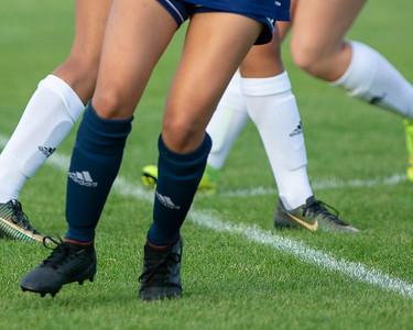 Tift County Soccer vs Lee County