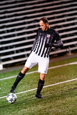 Duke of Duckworth Masters Soccer