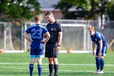 Boys  U17 Championship Game - Feildians VS St. John's