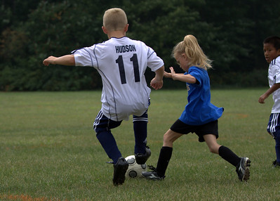 Twinkle Toes Chrissy vs. a preschooler :-)
