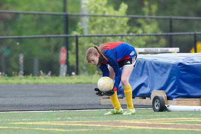 Adams HS Girls Freshman May 18, 2013