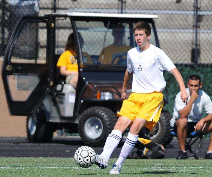Adams Soccer - Boys JV - 2010