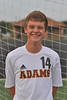 Adams Soccer Boys Varsity Team and Individual Photos 2010 :