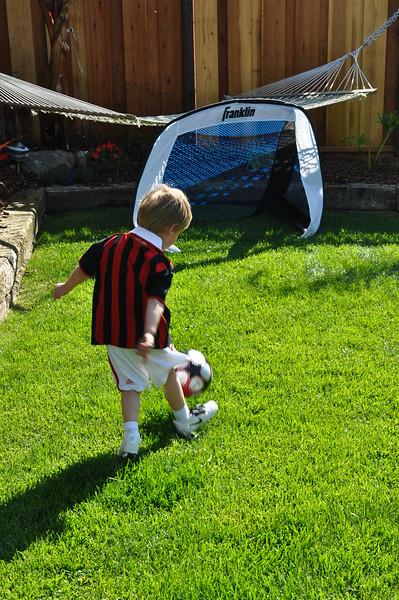 Backyard Soccer (1 of 11)