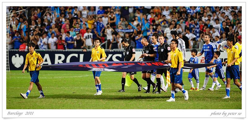 Barclays Asia Trophy 2011 Chelsea Vs Aston Villa