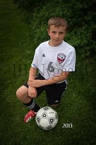 Tayton Klemen Spring 2013 U-11-1W