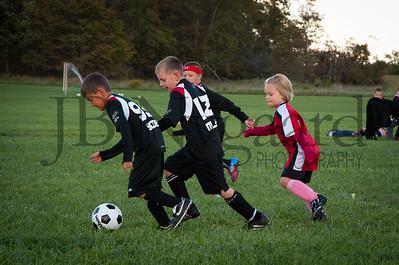Avery Smith U-8 Fall Soccer 02