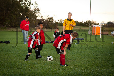 Trever Smith U-8 Fall Soccer 01
