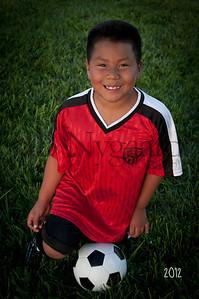 Marco Eiden U-8 Fall Soccer 04
