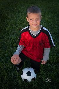 Trevor Smith U-8 Fall Soccer 04
