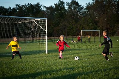 Avery Smith U-8 Fall Soccer 01