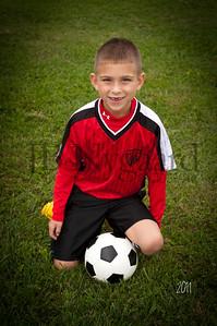Bluffton Warriors U-8 Fall 2011 (4 of 10)