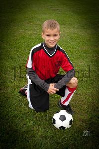 Bluffton Warriors U-8 Fall 2011 (7 of 10)