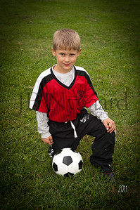 Bluffton Warriors U-8 Fall 2011 (5 of 10)