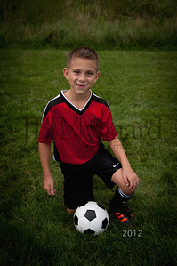 Landon Armstrong U-8 with year