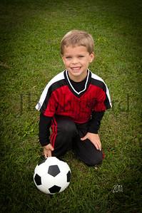 Bluffton Warriors U-8 Fall 2011 (3 of 10)