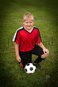 Bluffton Warriors U-8 Fall 2011 (8 of 10)