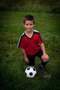 Justin Good U-8 with year