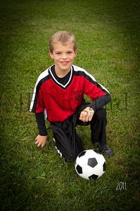 Bluffton Warriors U-8 Fall 2011 (6 of 10)