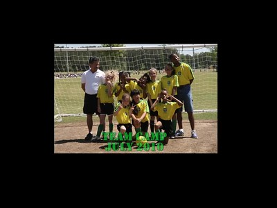 Brasil 2010 Team Camp Ad