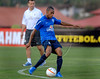 Brazil's Robinho, who plays for Real Madrid of Spain, controls the ball during a training session in Teresopolis, Brazil,  Oct. 12, 2007. Next Oct. 14 Brazil will face Colombia in a World Cup 2010 qualifying match in Bogota.   (FOTO:RENZO GOSTOLI/AUSTRAL FOTO)